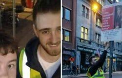 PBP Dublin candidate tore down rape survivors network's posters