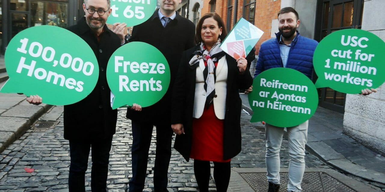 Bertie 2.0: We've seen these Sinn Fein promises before