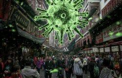 Coronavirus now spreading faster outside China