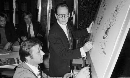 Albert Uderzo, co-creator of Asterix, has died
