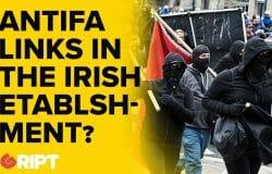 Antifa links in the Irish establishment?