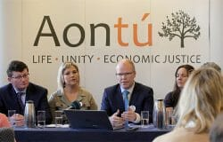 "Aontú slams imposition of abortion on north ""with the aid of SF and the SDLP leadership"""