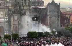 WATCH: Feminist tries to firebomb cathedral - seriously backfires