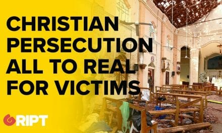 Christian persecution is all too real for the victims…