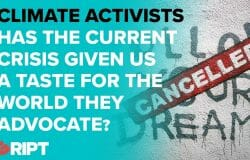 Coronavirus shutdown: Does it give us a taste for the world climate activists advocate?