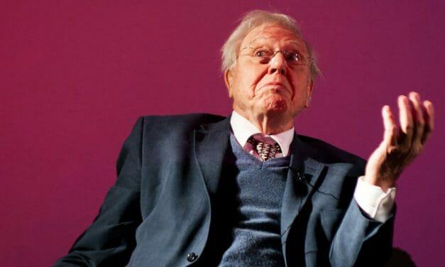 Attenborough: 'People not dying is worse than Coronavirus'