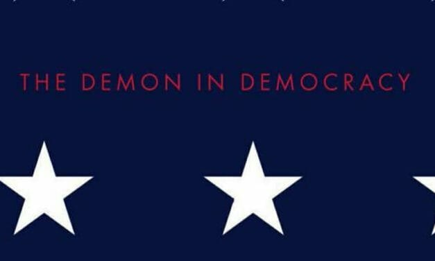 BOOK REVIEW: Coronavirus reading: 'The Demon in Democracy'