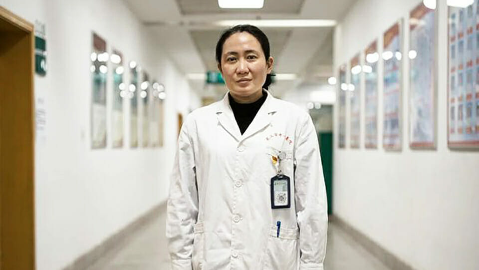 """60 Minutes: Wuhan Whistle-blower Dr Ai Fen """"has disappeared"""""""