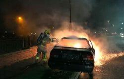 """Arson isn't entertainment"": Fire Brigade fighting more than COVID-19"