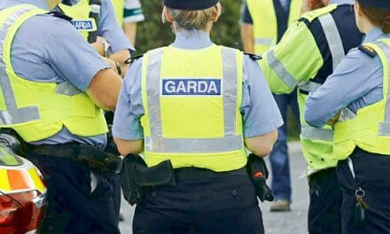"Gardai to get ""spit hoods"" to protect them from gurriers"