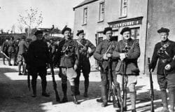 ON THIS DAY: 25 MARCH 1920: Black and Tans arrive in Ireland