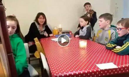 Óró Sé do Bheatha Bhaile: solidarity for St Patrick's Day during lockdown with Coronavirus