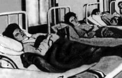 Typhoid Mary: a refusal to isolate or practice social distancing