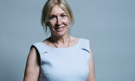 UK Health Minister Nadine Dorries in isolation after COVID-19 diagnosis