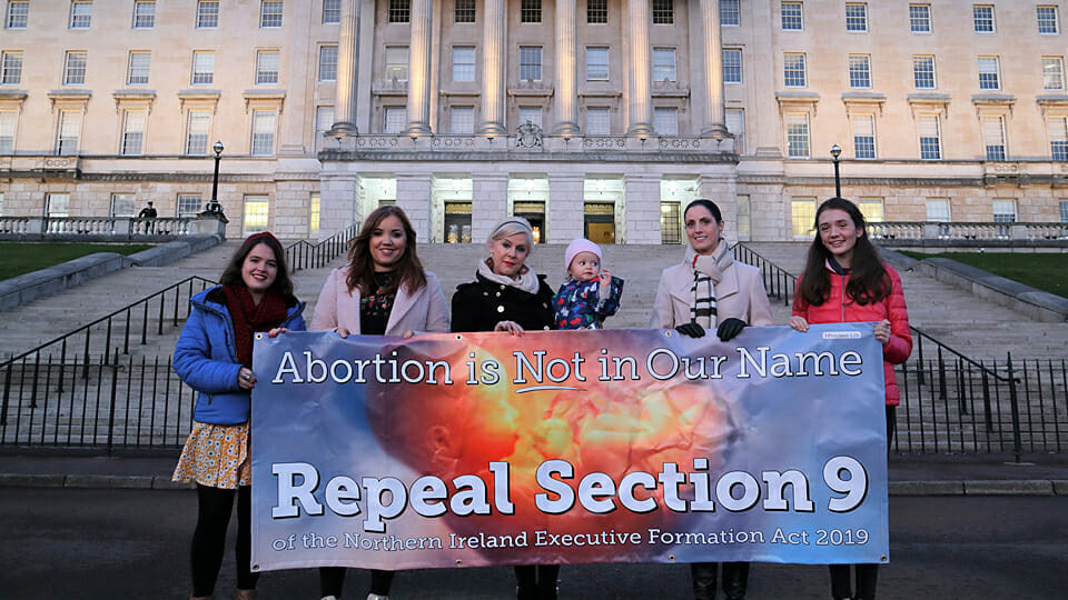Abortion-Obsessed NI Campaigners push online access to abortion pills amid coronavirus panic