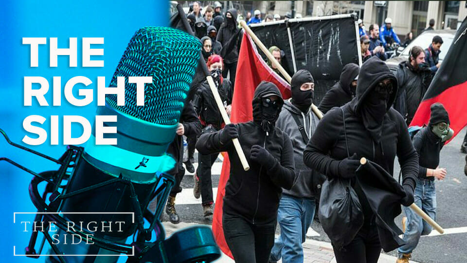 TRSI 68 – What exactly are Antifa?