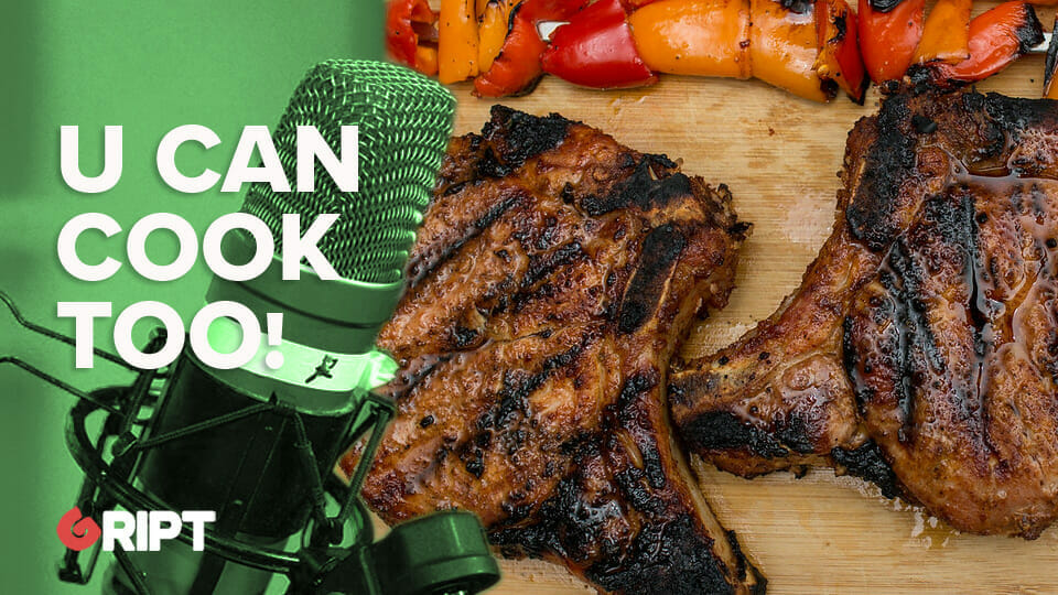 You Can Cook Too 25 – BBQ Pork Chops