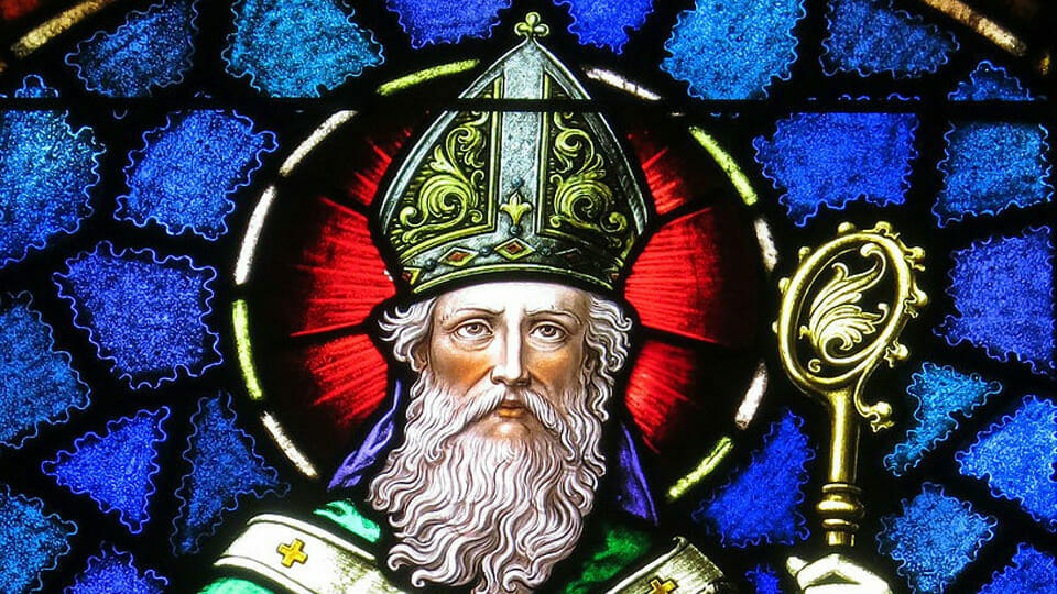 ON THIS DAY: 17TH MARCH: St Patrick was first celebrated on March 17 1631 – as a plague raged in Italy