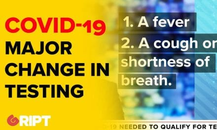 WARNING: The testing criteria for Covid-19 just changed in Ireland.