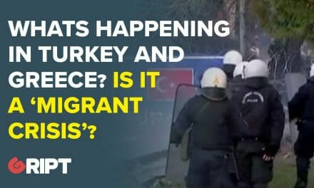 Whats happening  in Turkey and Greece and are migrants being used as a political weapon?