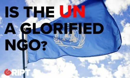 Ben Scallan asks if the UN is a glorified NGO?   #gript