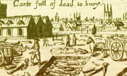 A 17th century diary shows how life under the bubonic plague mirrored today's crisis
