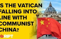 Could the Church hierarchy be cosying up to the Chinese Communist Party?
