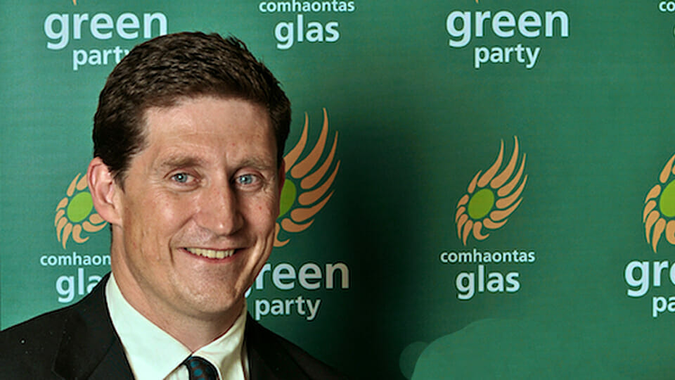 Do we have €40 Billion for the cost of the Greens in government