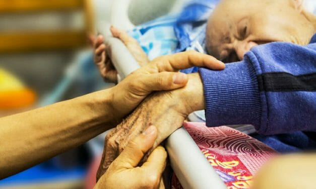 Dying to talk about dying – or another heavy hint to the elderly?