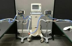 Life-saving innovation for ventilators from Monaghan company in Covid-19 crisis
