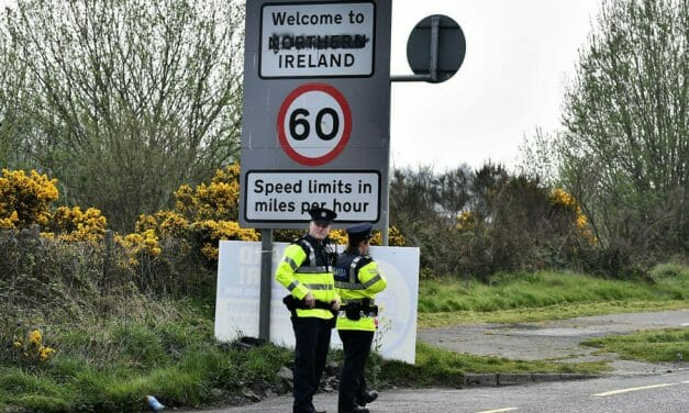 POLL: Would you support temporary restrictions on the Irish border?