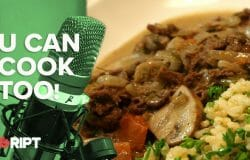 You Can Cook Too 28 - Beef Stroganoff