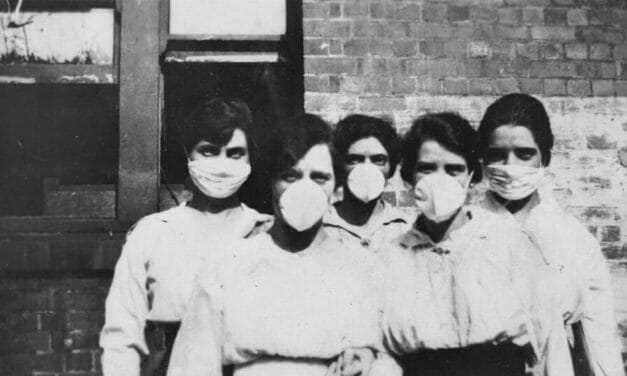 1918 Flu Pandemic originated in China, National Geographic reports