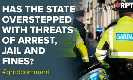 Has the State has overstepped the mark with threats of arrest, jail and fines?