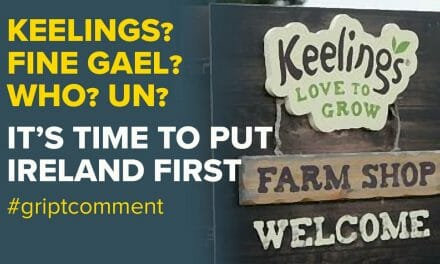 With Keelings importing Bulgarian workers while Irish people lose their jobs, it's time to put Ireland First
