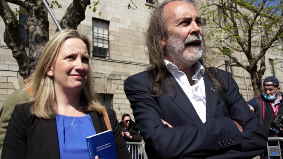 Gemma O'Doherty: we won't pay costs of challenge after court ruling