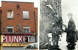 Fine Gael has turned historical Moore St battle site into a latrine - Aontú