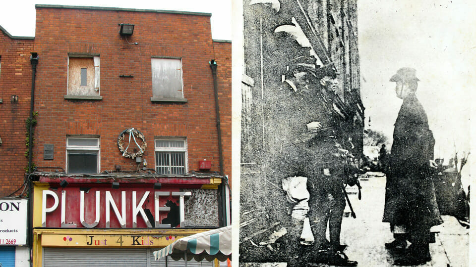 Fine Gael has turned historical Moore St battle site into a latrine – Aontú