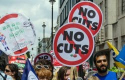 Good news from our political masters: No austerity…. For a while.