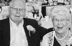 Couple married for 60 years die less than an hour apart
