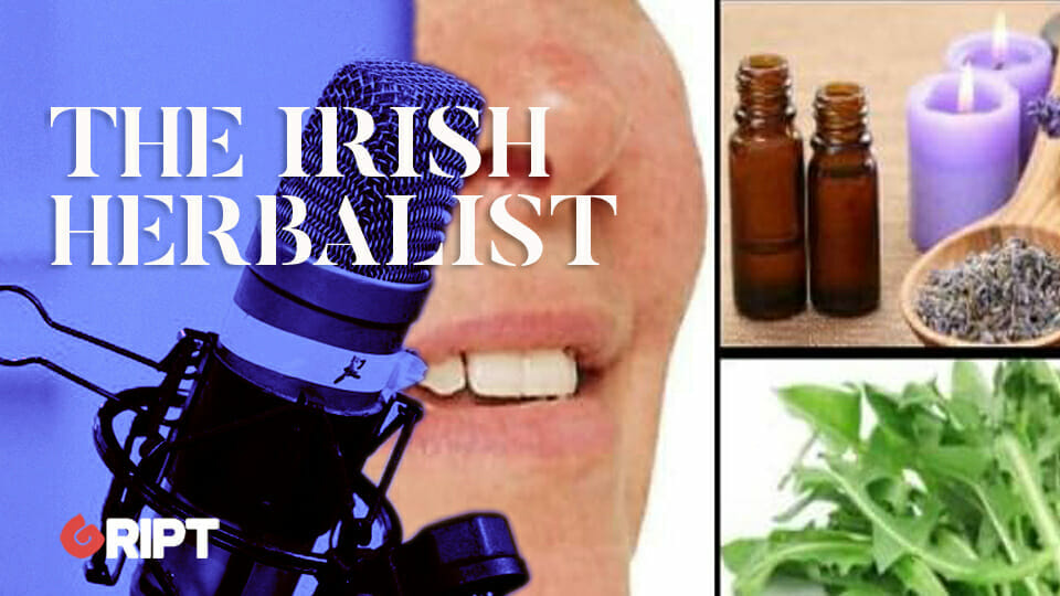 The Irish Herbalist 6 - Rosacea – The Curse of the Celts