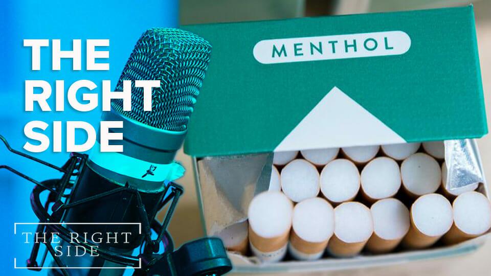TRSI 92 - Simon Harris the menthol cigarette salesman