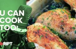 You Can Cook Too 32 - Chicken Marbella
