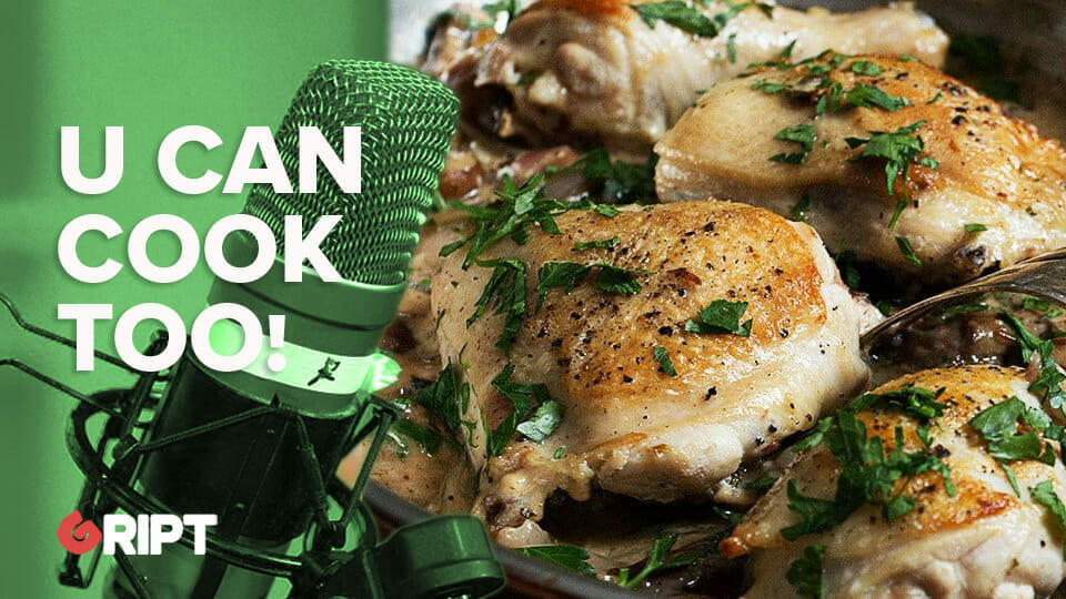 You Can Cook Too 34 – Coq au Riesling