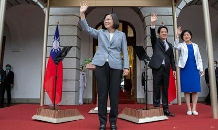 """Chinese """"recommendation"""" backfires as Brazilians rush to congratulate Taiwanese President"""