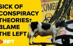 """Sick of covid """"conspiracy theories""""? Blame the Left's war on facts"""