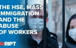 HSE tests row: does mass immigration mean workers are treated like property