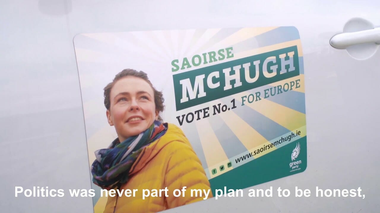LISTEN: Green Star Saoirse McHugh: I lied to the voters