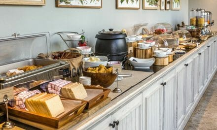 Horrendous: The Hotel Breakfast buffet is to be banned