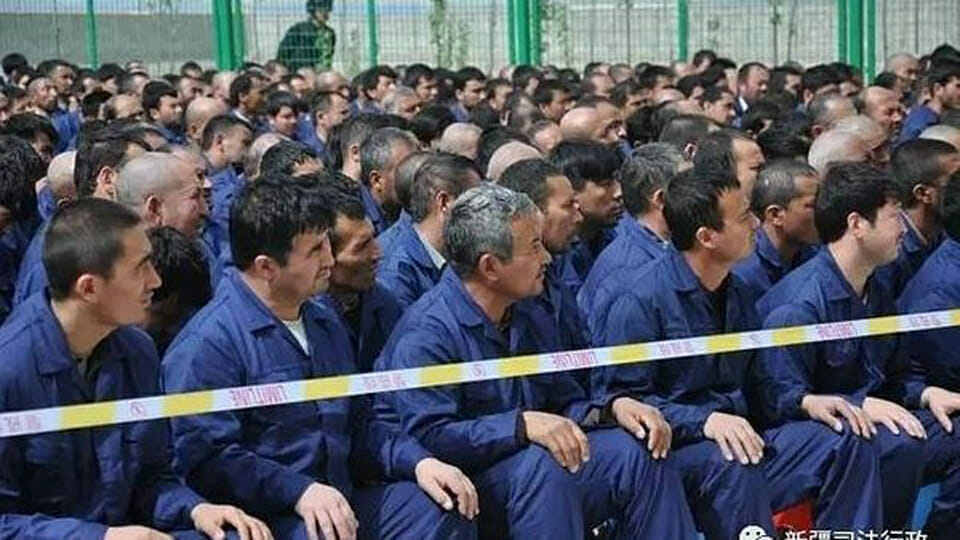 Trump signs Bill allowing sanctions on China for brutal prison camps